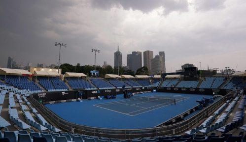 Kiša i kvalitet vazduha prekinuli kvalifikacije za Australijan open 6