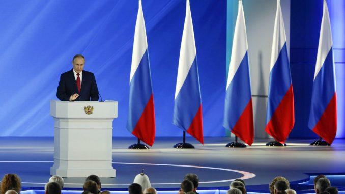 Putin: Ustavom zabraniti da visoki funkcioneri imaju i drugo državljanstvo 3