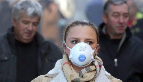 Agencija za zaštitu životne sredine: Visok nivo PM čestica izazvan peskom 14