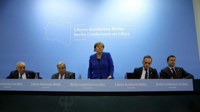 Merkel: Učesnici samita o Libiji se dogovorili da poštuju embargo na oružje 2