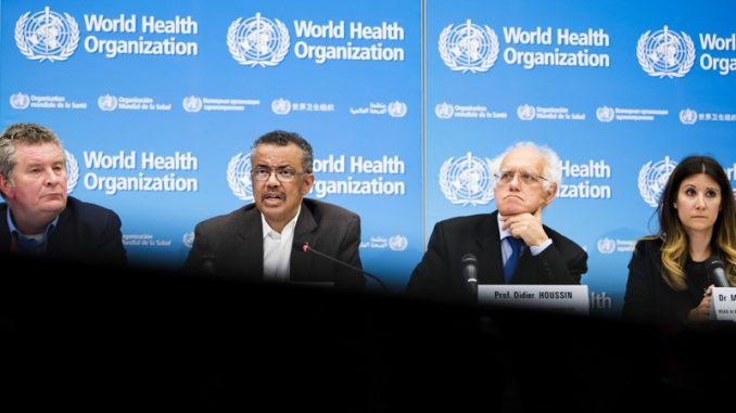 SZO proglasila globalnu opasnost zbog novog korona virusa 1