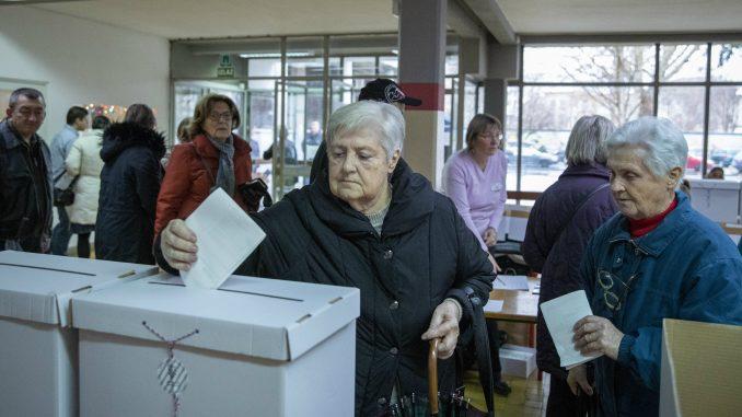 Niš: Savez za Srbiju najavio bojkot izbora 21. juna 4
