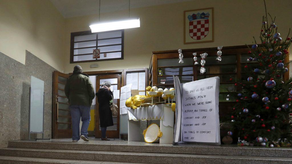 Prvi rezultati anketa izbora u Hrvatskoj: Izvesna pobeda Milanovića 2