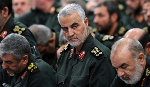 U napadu SAD u Iraku ubijen šef iranske Revolucionarne garde 13