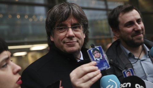 Evropski parlament će priznati za poslanike tri bivša katalonska lidera 13