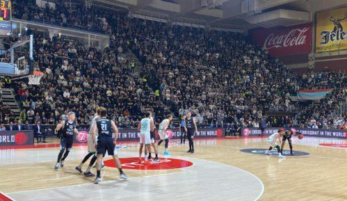 Minut ćutanja za Brajanta i Arčibalda na utakmici između Partizana i Darušafake 6