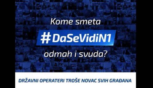 """Alma Quattro"" odbila da štampa bilborde #DaSeVidiN1 1"