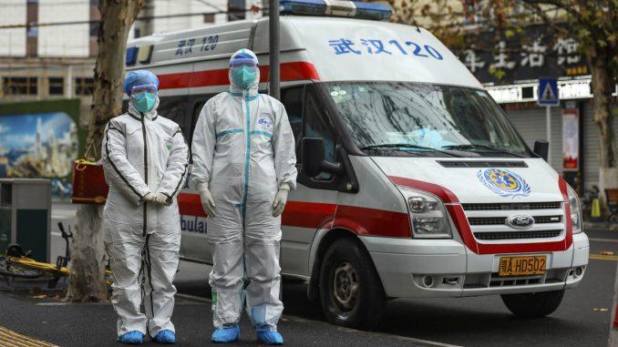 U Kini potvrđeno 2.700 slučajeva obolelih od novog virusa, 80 umrlih 1
