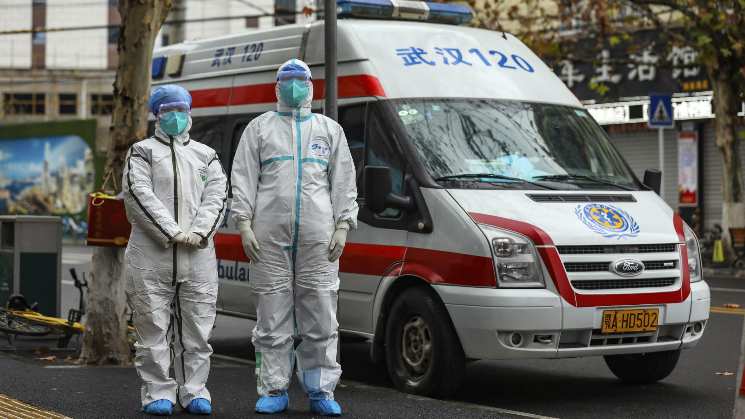 Prvi slučajevi korona virusa u Engleskoj 1