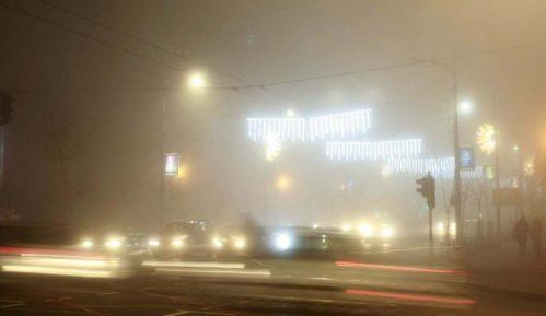 AMSS pozvao vozače na oprez zbog magle i poledice 1