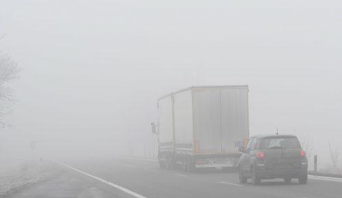 AMSS: Opreznija vožnja zbog magle 15