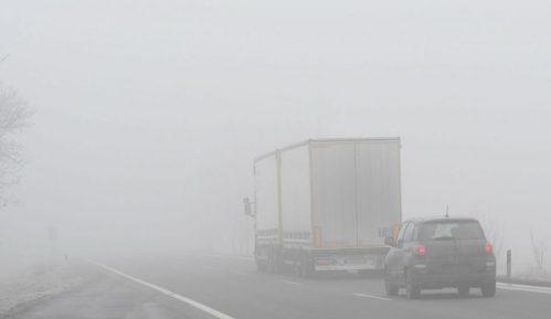 AMSS: Oprez na putevima u planinskim predelima centralne i južne Srbije 10