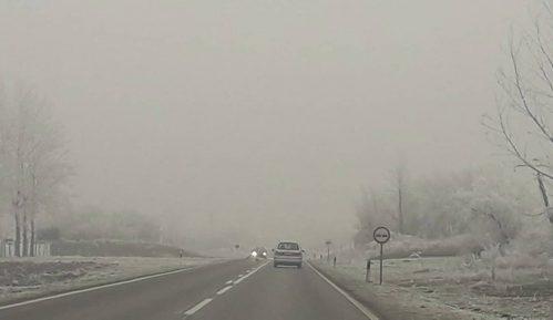 Putevi Srbije upozoravaju vozače na moguću poledicu 4