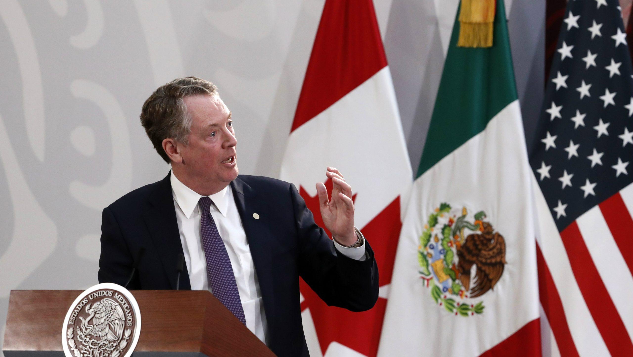 Američki Senat odobrio trgovinski sporazum SAD-Kanada, Meksiko 1