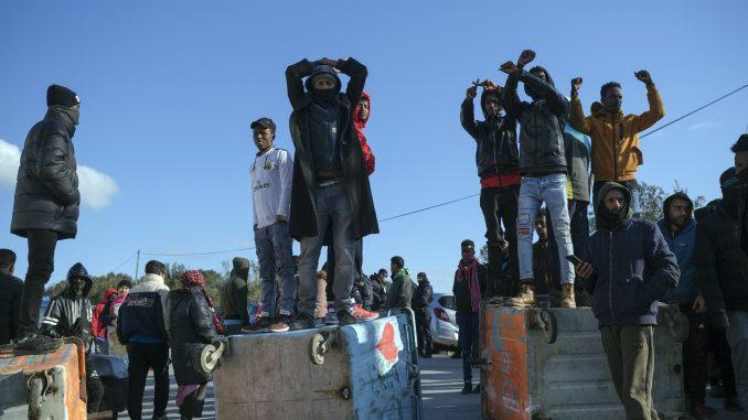UNHCR: Grčka treba da reaguje na neodrživu situaciju migranata 1