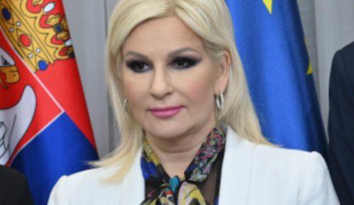 Mihajlović: Završena rekonstrukcija deonice auto-puta od Batrovaca do Кuzmina 1