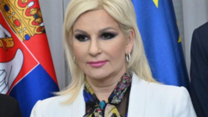Mihajlović: Završena rekonstrukcija deonice auto-puta od Batrovaca do Кuzmina 4