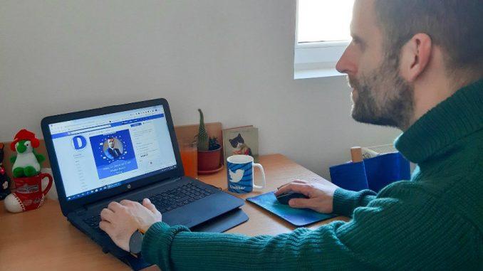 Teolog Mladen Aleksić odgovarao na Fejsbuku 3