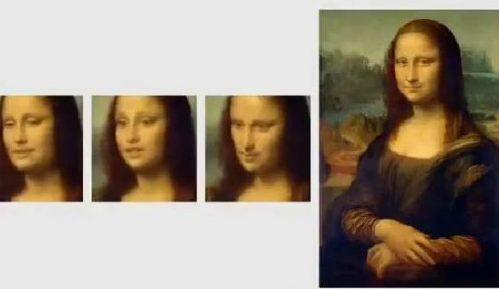 Veštačka inteligencija oživljava stare portrete 6