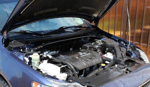 Blokirano ukucavanje broja motora - vozači ogorčeni 10