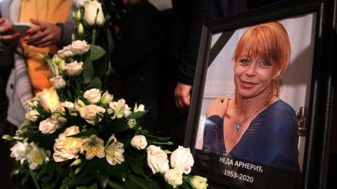 Održana komemoracija povodom smrti Nede Arnerić 2