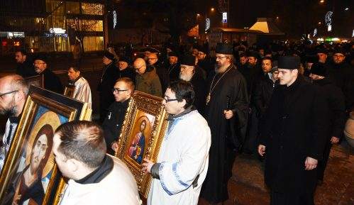 U Novom Sadu održan protestni verski skup zbog crnogorskog Zakona o veroispovesti 9