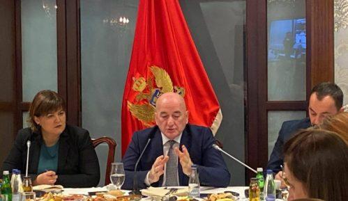Nurković: Prva deonica auto-puta Bar-Boljari do kraja septembra 2