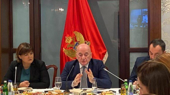 Nurković: Prva deonica auto-puta Bar-Boljari do kraja septembra 1