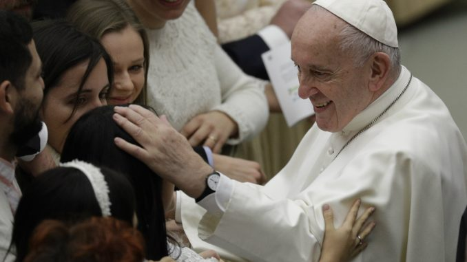 Papa prvi put imenovao ženu na visoko mesto u Svetoj stolici 1