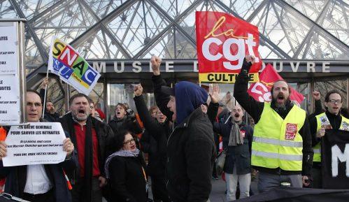 Demonstranti u Parizu upali u sedište najvećeg francuskog sindikata 9