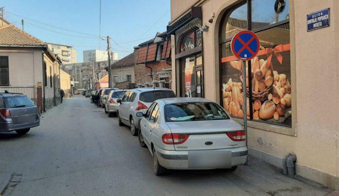 Zaječar: Do sigurnog parking mesta samo uz rezervaciju 3