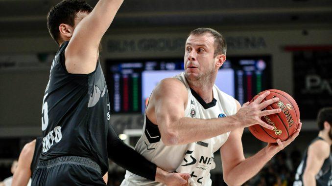 Partizan ubedljiv protiv Trenta 3