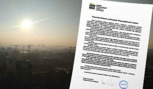 Inicijativa Ne davimo Beograd: Uputstvo za vrtiće i škole zbog zagađenog vazduha 3