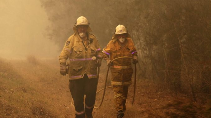 Mobilizacija vojnih rezervista zbog požara u Australiji 2