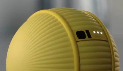 Samsung predstavio robota - kućnog asistenta 1