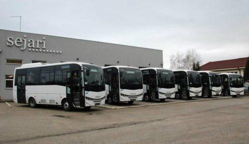 Novi autobusi na kraljevačkim ulicama i putevima 8