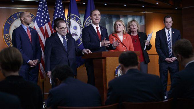 Trampovi advokati traže od Senata da ga oslobodi optužbi 3