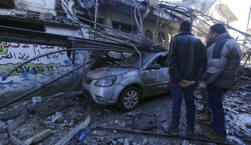 Aktivisti: Najmanje 15 mrtvih u vazdušnom napadu sirijske vlade na Idlib 1