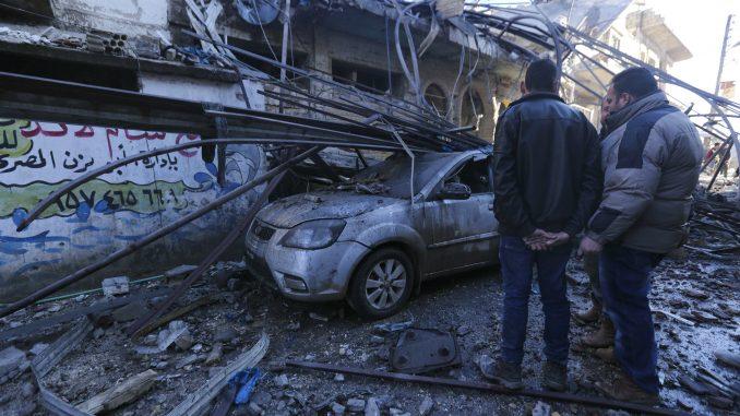 Aktivisti: Najmanje 15 mrtvih u vazdušnom napadu sirijske vlade na Idlib 4