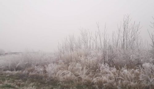 Zavejani putevi na Pešteru, nema struje kod Požege, kod Kraljeva sneg oborio dalekovod 11