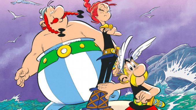 """""""Asteriks i Vercingetoriksova ćerka"""" najprodavaniji strip 2019. godine u Francuskoj 5"""