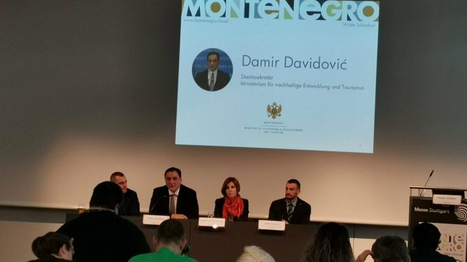 Crna Gora zemlja partner na sajmu CMT u Štutgartu 1