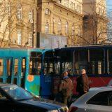Sudar tramvaja kod Vukovog spomenika, sedam putnika povređeno 6