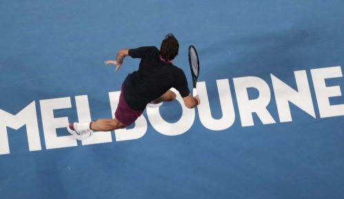 Krajinović porazom od Federera završio učešće u Melburnu 14