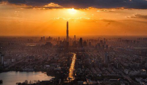 Kako zagađenje vazduha utiče na zalaske Sunca? 3