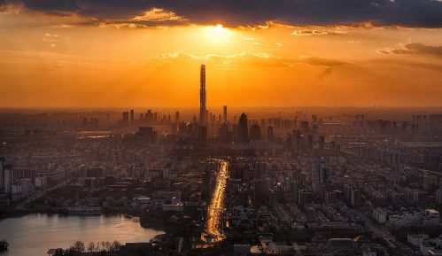 Kako zagađenje vazduha utiče na zalaske Sunca? 9