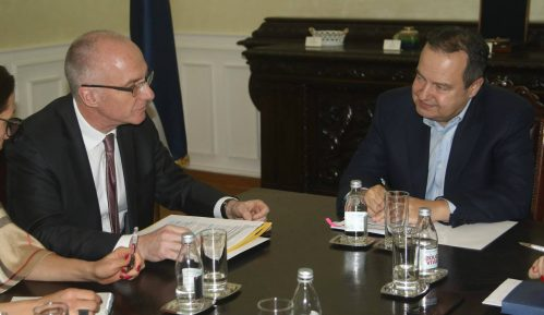 Dačić i Šib razgovarali o saradnji, Kosovu i regionu 12