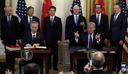 SAD i Kina potpisali trgovinski sporazum 13