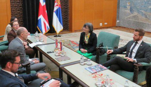 Ministar Trivan sa ambasadorkom Velike Britanije o zagađenju 1
