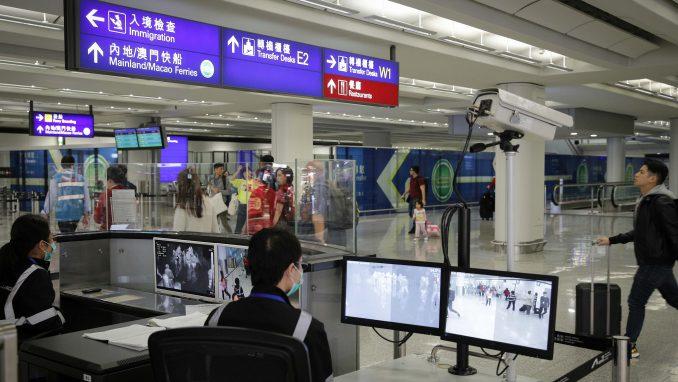 Zbog novog virusa kontrola putnika iz Kine u SAD 1